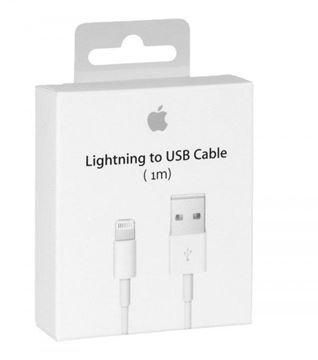 تصویر کابل اپل تبدیل لایتنینگ به USB مدل A1480 - اوریجینال- متر 1