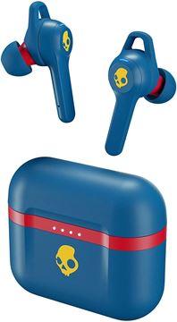 تصویر ایربادز اسکال کندی ایندی ایوو Skullcandy Indy Evo True Wireless Earbuds, 92 Blue