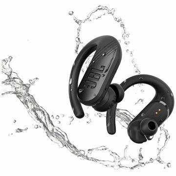تصویر هندزفری جی بی ال اندیورنس پیک2 -مشکی-  JBL Endurance Peak II True Wireless In-Ear Sport Headphones-Black