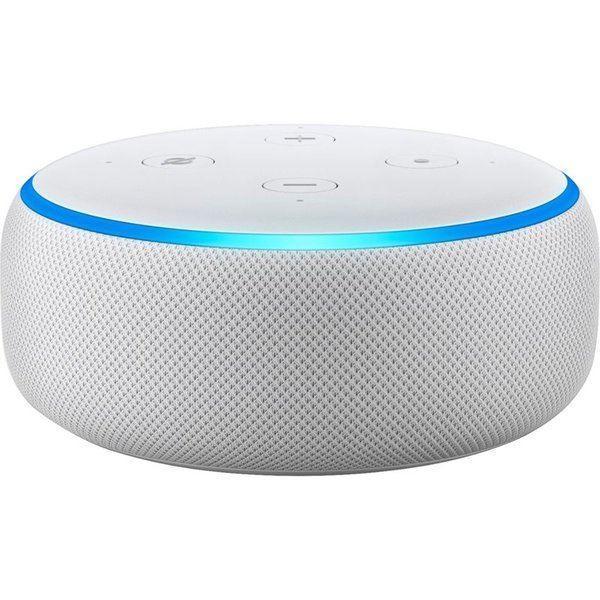 تصویر اسپیکر هوشمند آمازون نسل 3-ماسه سنگی    Amazon Echo Dot 3th generation Smart Speaker Sandstone + Alexa