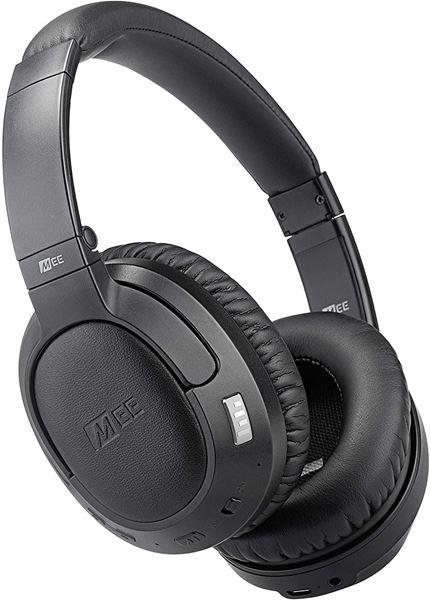 تصویر هدفون بلوتوث می آدیو ماتریکس سینما- MEE audio Matrix Cinema ANC Bluetooth Wireless Active Noise Cancelling Headphones